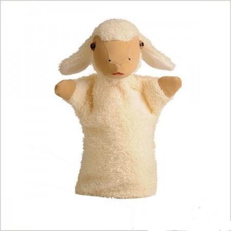 عروسک دستی گوسفند