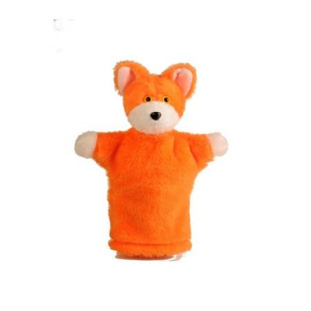 عروسک دستی روباه