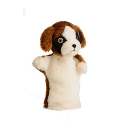 عروسک دستی سگ