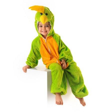 لباس نمایش کودک مدل طوطی