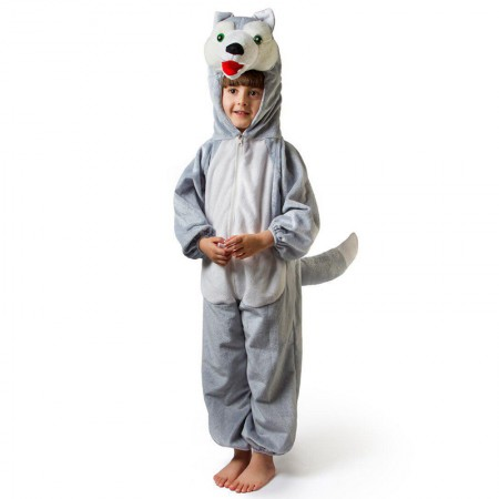 لباس نمایشی کودک مدل گرگ