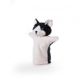 عروسک دستی گربه
