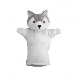 عروسک دستی گرگ
