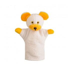 عروسک دستی خرس