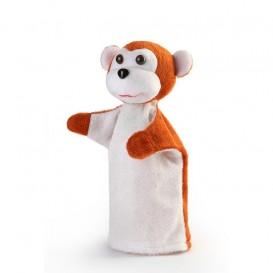 عروسک دستی میمون