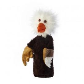 عروسک دستی عقاب