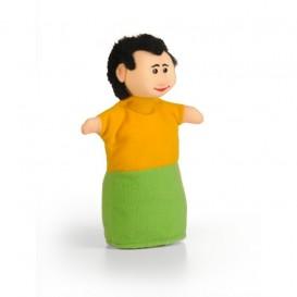 عروسک دستی پسر