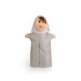 عروسک دستی پرستار