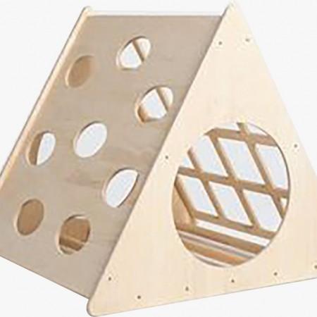 مجموعه چوبی ورزشی سازه نردبانی کد 1215