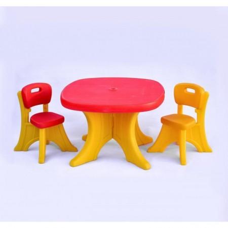 میز کودک مربع مدل وانیا
