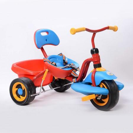 سه چرخه کودک با دسته کنترل هدایت مینیون جی تویز