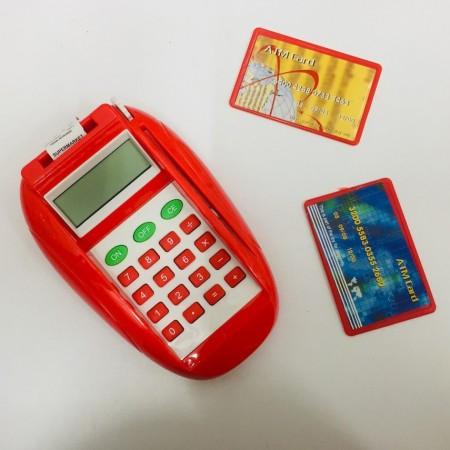 دستگاه پوز اسباب بازی کودک با قابلیت چاپ رسید
