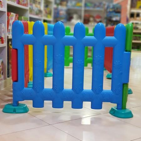 ضلع تک پارک حفاظ کودک نرده ای بلند 6 ضلعی