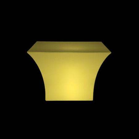 میز نورانی (led) اردور ارتفاع 85 سانتیمتر