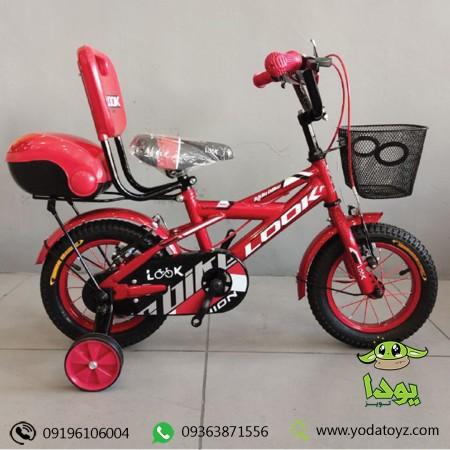 دوچرخه کودک سایز 12 برند LOOK مدل WINTER