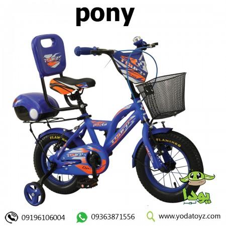 دوچرخه بچه گانه سایز 12 برند TOUCH (زین ساده)