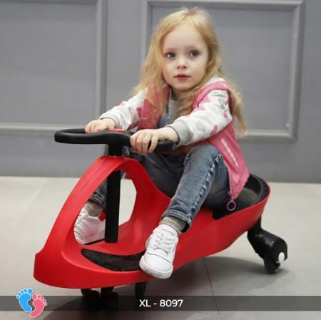 سه چرخه کودک پلاسماکار چرخ ساده plasmacar