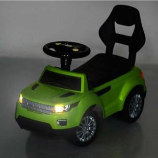 ماشین پایی کودک چراغدار