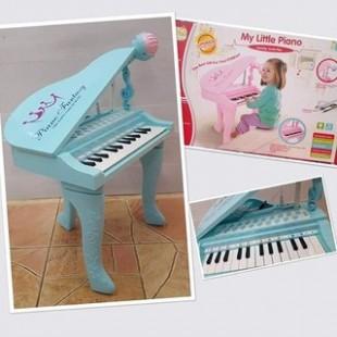 پیانو آبی کودک