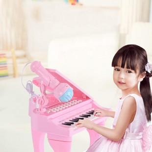 پیانو کودک صورتی