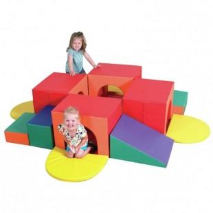 سازه فومی برای پارک بازی