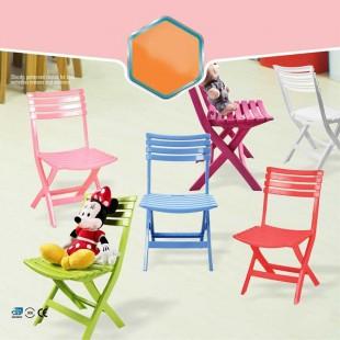 رنگبندی صندلی تاشو کودک