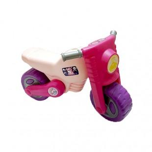 موتور کودک اسپرت پایی رنگ صورتی