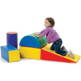 سازه فومی مدل شیب و استوانه