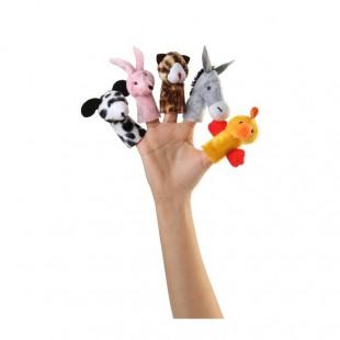 عروسک انگشتی حیوانات مزرعه