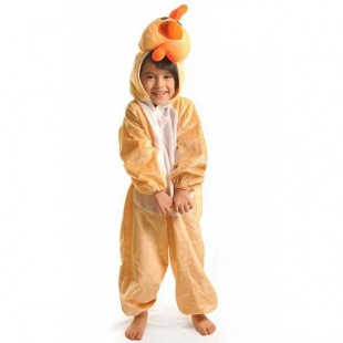 لباس نمایش کودک مدل مرغ