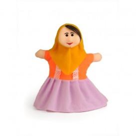 عروسک دستی دختر