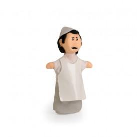 عروسک دستی نانوا
