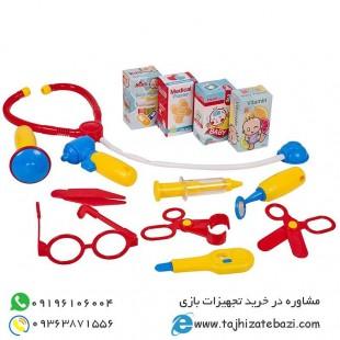 میز ابزار کار پزشکی کودک
