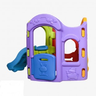 مجموعه پلی اتیلنی تک برج بازی کودک