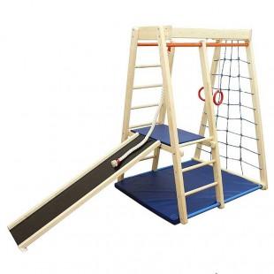 مجموعه چوبی ورزشی سازه نردبانی کد 1203