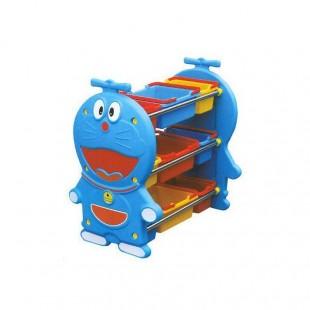 قیمت قفسه اسباب بازی کودک مدل دورایمون