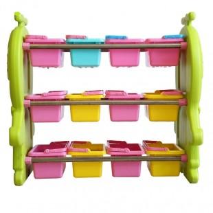 قفسه اسباب بازی کودک مدل دورایمون