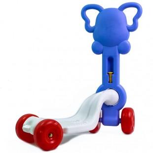 اسکوتر چهارچرخ فیلی