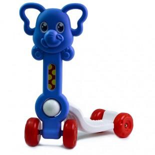اسکوتر فیلی کودک رنگ آبی
