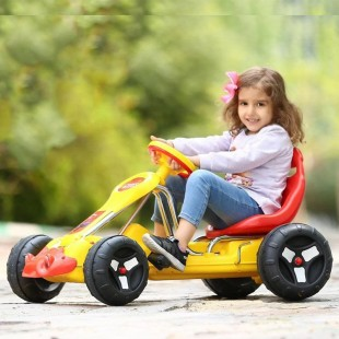 ماشین پدالی دخترانه