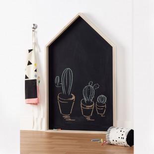 تخته نقاشی طرح خانه