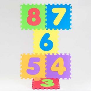 اعداد انگلیسی فومی