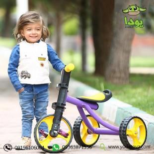 سه چرخه کودک ایرانی