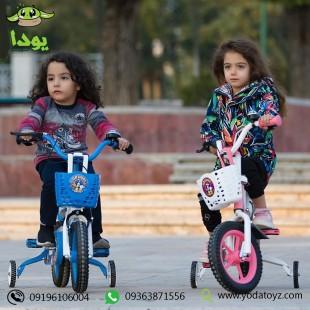دوچرخه کودک مدل سونیک سایز 12