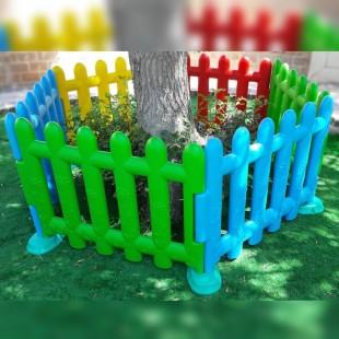 پارک حفاظ کودک 6 ضلعی مدل نرده ای