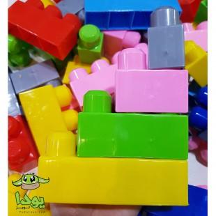 لگو خانه سازی کودکان