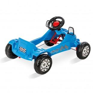 ماشین چهار چرخ پدالی کودک مدل کلاسیک
