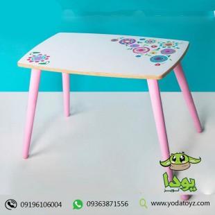 قیمت میز چوبی کودک