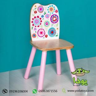 قیمت صندلی چوبی کودک