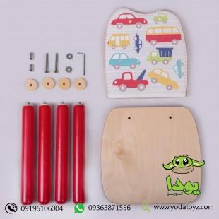انواع میز و صندلی چوبی کودک